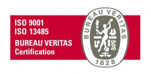 Certification ISO 13485-9001